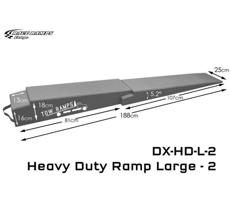 Trailer Ramp Heavy duty XXL: 170x36x13(set of 2)