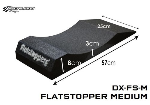 Race Ramp Flatstoppers Medium (Set of 4)