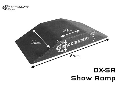 Race Ramp Show Ramp (set of 2)