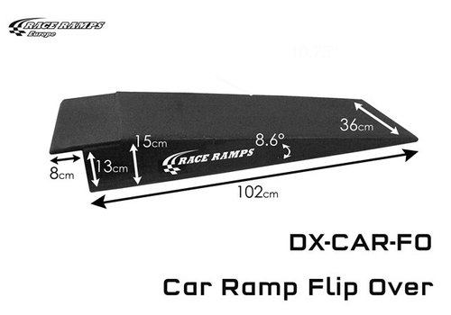 Race Ramp Car Ramp Flip Over (set of 2)