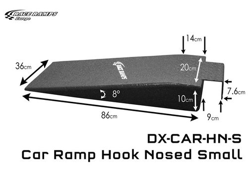 Race Ramp Car Ramp Hook Nosed Small (set of 2)