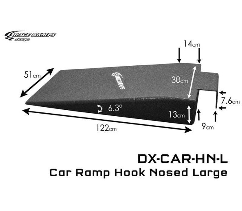Car Ramp Hook Nosed Large (set of 2)