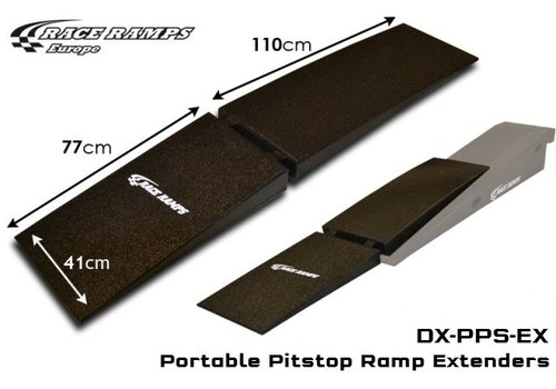 Race Ramp Portable Pitstop Ramp Extenders