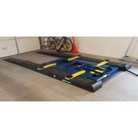 Scissor Lift Ramp System