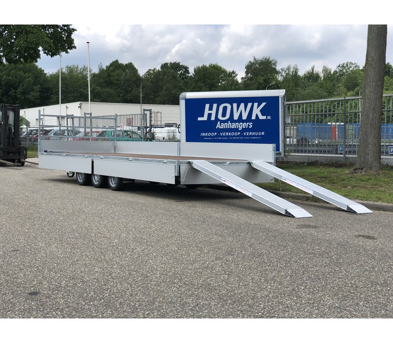 Meerprijs Hapert oprij-pakket