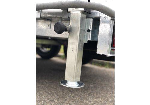 Hapert Aanhangwagens Meerprijs steunpoot draaibaar voor uw Hapert aanhangwagen