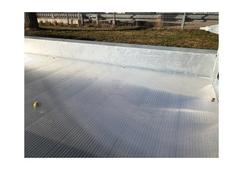 Hapert Aanhangwagens Aluminium vloer voor uw Hapert aanhangwagen