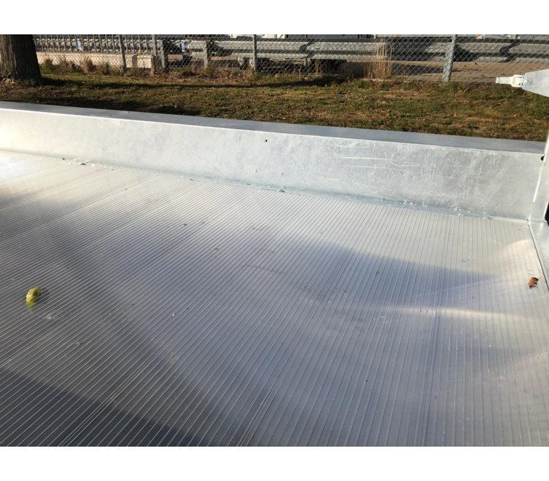 Aluminium vloer voor uw Hapert aanhangwagen