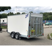 Ifor Williams Box Van BV125G. 364x147x183 cm