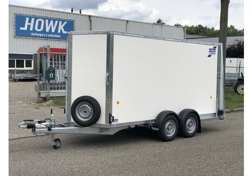 Ifor Williams Ifor Williams Box Van BV125G. 364x147x183 cm