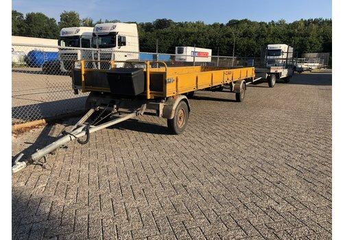 Pijnappel Gebruikte Pijnappel schamelwagen 2000kg