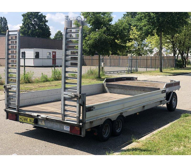 Gebruikte Verdonk machine transporter schamelwagen