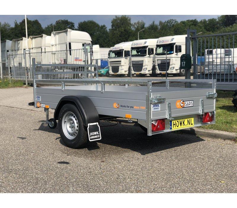 Saris McAlu Pro DV135 255x133x30cm ( 1350kg)