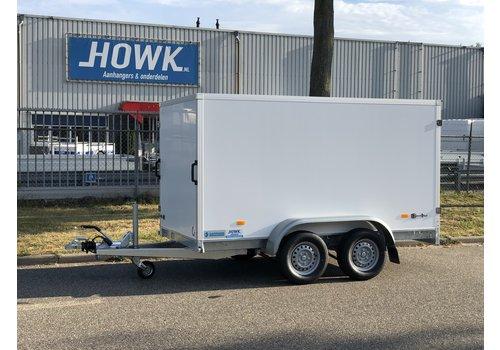 Hapert Aanhangwagens Hapert Saphire L2 300x150x150cm 2000kg + zijdeur