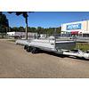 Hapert Aanhangwagens Hapert Azure H-2 plateauwagen 505x220cm 3500kg met paraboolvering