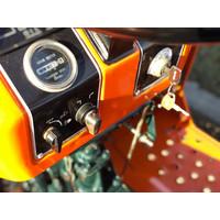 Gebruikte mini trekker Kubota B1500 4x4 met heflatten