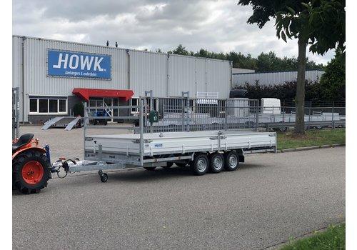Hulco Aanhangwagens Nieuwe Hulco Medax-3 502x203 ( 3500kg ) Tridem