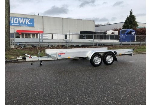 Anssems aanhangwagens Anssems AMT ECO 2000 400x188cm autotransporter