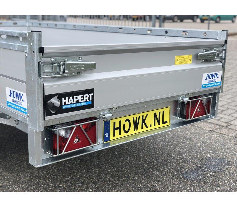Nieuwe Hapert Azure L-1 250x130cm (1500kg)