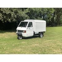 Gebruikte Piaggio Ape TM 218cc Van