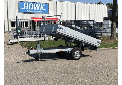 Anssems aanhangwagens AANBIEDING Anssems KLTB1350 251x150cm handmatige kieper ( 1350kg )