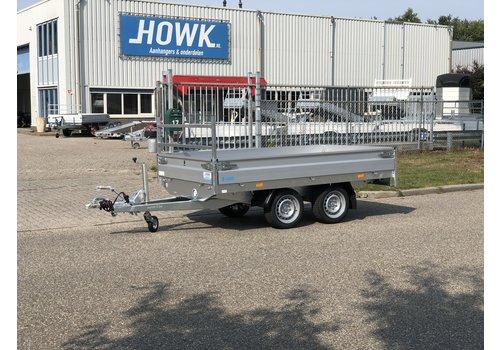 Hapert Aanhangwagens Nieuwe Hapert Azure 305x180cm ( 2000 - 3500kg )