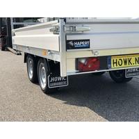 Nieuwe Hapert Azure 305x180cm ( 2000 - 3500kg )