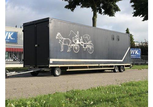 Henra Gebruikte gesloten Henra schamelwagen 800x200cm