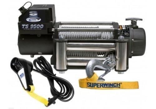 SUPERWINCH Elektrische lier Tigershark 9500, 12 V DC