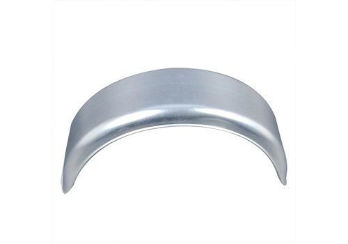 HOWK Enkelas metaal spatbord rond   H 1508/12, B 150/S 500 mm