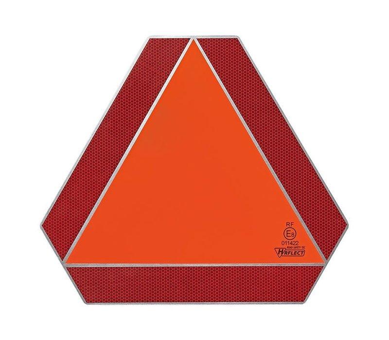 Langzaam verkeer bord / Driehoeksbord
