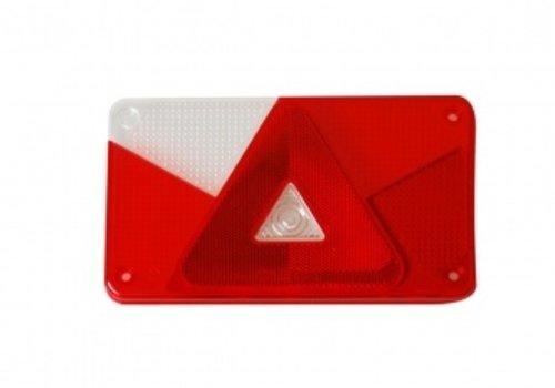 Aspöck Aspöck - Multipoint V achterlichtglas links