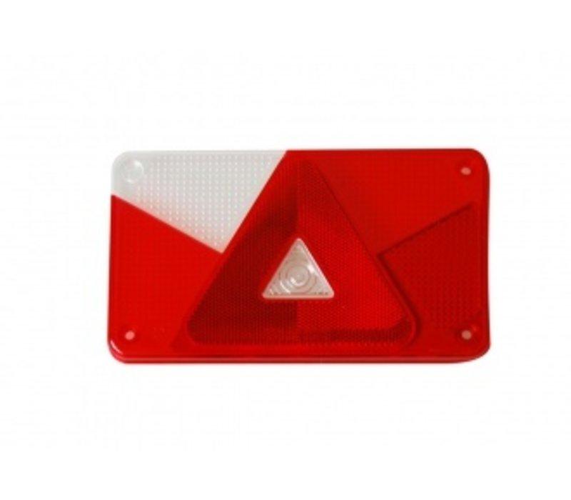 Aspöck - Multipoint V achterlichtglas links
