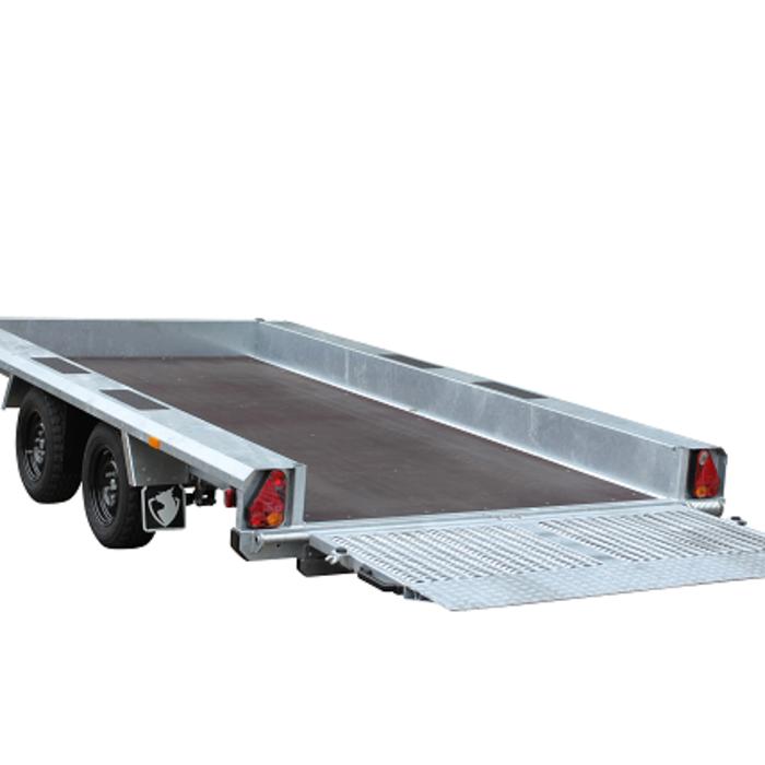 Kantelbare trailers