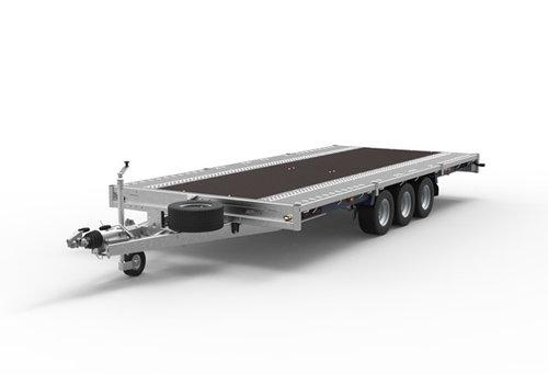Brian James Trailers Brian James Cargo Connect 500x213cm 3500kg Tridem