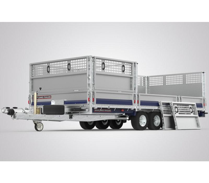 Brian James Cargo Connect 500x228cm 3500kg Tridem