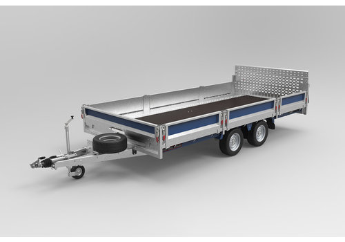 Brian James Trailers Brian James Cargo Connect 550x213cm 3500kg