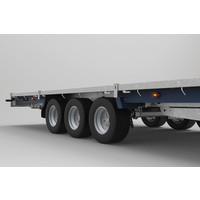 Brian James Cargo Connect 550x228cm 3500kg Tridem