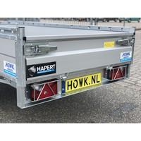 Nieuwe Hapert Azure L-1 250x130cm (1350kg)