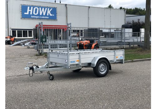 Hapert Aanhangwagens Nieuwe Hapert Azure L-1 250x130cm (1350kg)