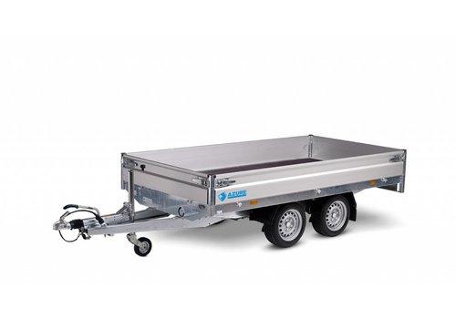 Hapert Aanhangwagens Actie model: Nieuwe Hapert Azure plateauwagen 280x160cm ( 2000kg )