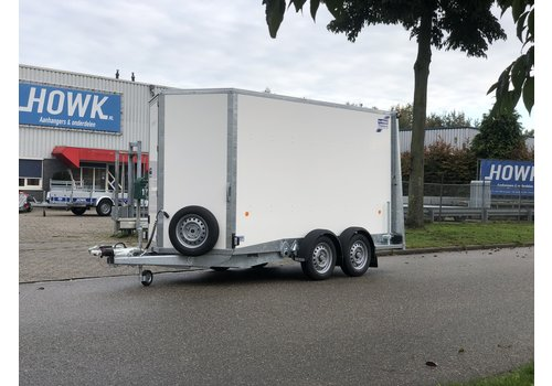 Ifor Williams Ifor Williams Box Van BV126G.175 364x173x214 cm