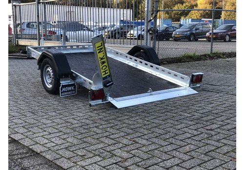 Unsinn Kantelbare trailer 260x155cm ( 750kg ) ongeremd