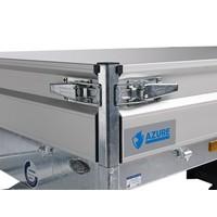 Actie model Hapert Azure plateauwagen 405x180cm ( 2700kg )