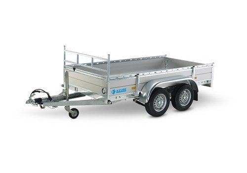Hapert Aanhangwagens Actie model Nieuwe Hapert Azure bakwagen L-2 300x130cm (2000kg)