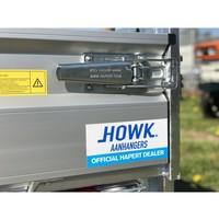 Actie model Nieuwe Hapert Azure bakwagen L-2 300x130cm (2000kg)