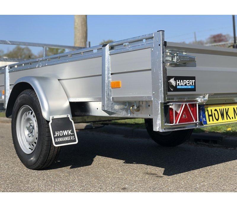 Actie model Hapert Azure L-2 bakwagen 300x150cm (2000kg)
