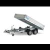 Hapert Aanhangwagens Actie model Hapert Cobalt HB-2 1-zijdige kipper 280x160cm (2000kg)