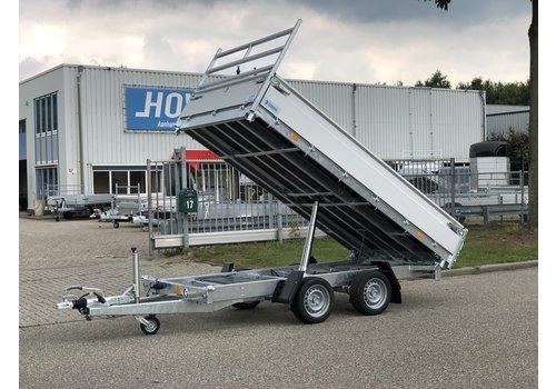 Hapert Aanhangwagens Actie model Hapert Cobalt HM-2 3-zijdige kipper 305x180cm (2700kg)