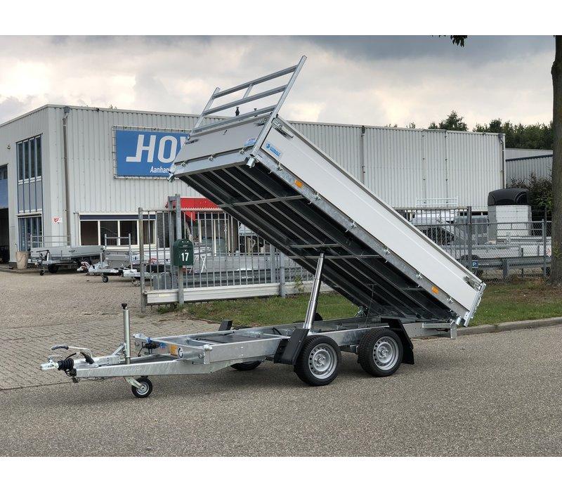 Actie model Hapert Cobalt HM-2 3-zijdige kipper 305x180cm (2700kg)
